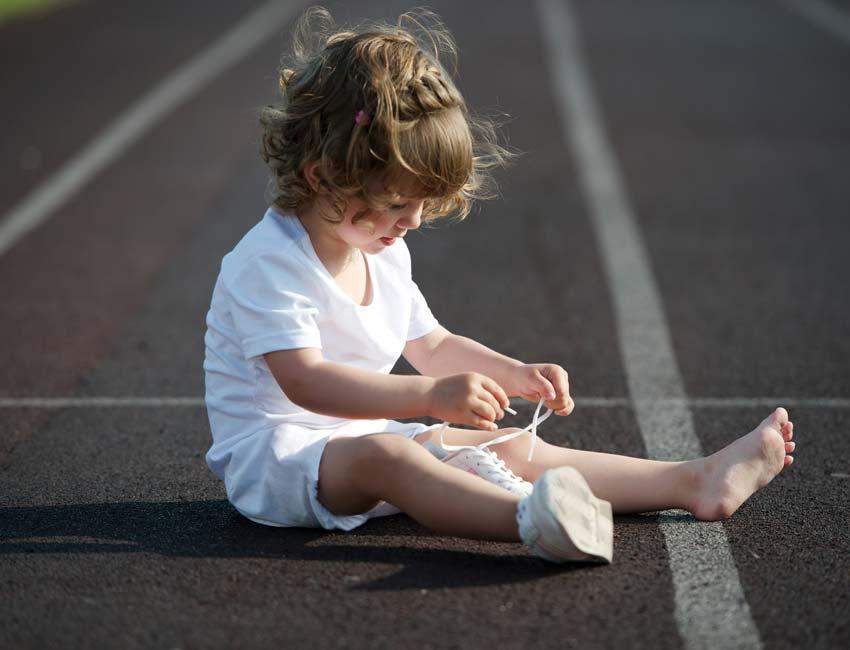 Dyspraxia in Children